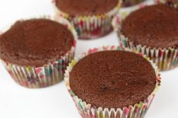 Bakery Style Chocolate cup cake