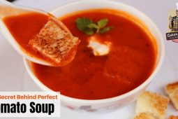 Secret Behind Perfect Tomato Soup