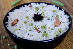 Matar Pulao Recipe | Peas Pulao recipe
